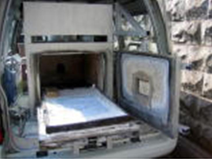 ペット専用の火葬炉で火葬(個別火葬・拾骨)